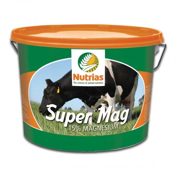 Nutrias Super Mag 15% (18KG Bucket)