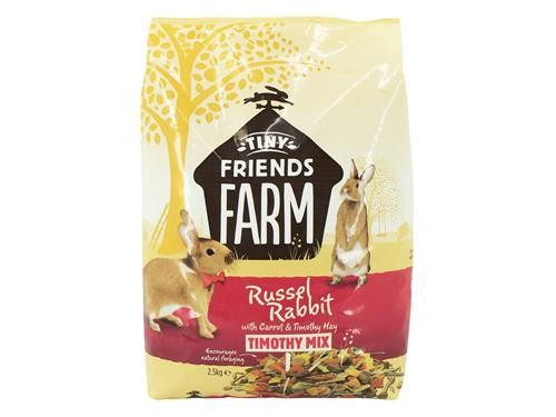 TFF Russel Carrot & Timothy 2.5kg