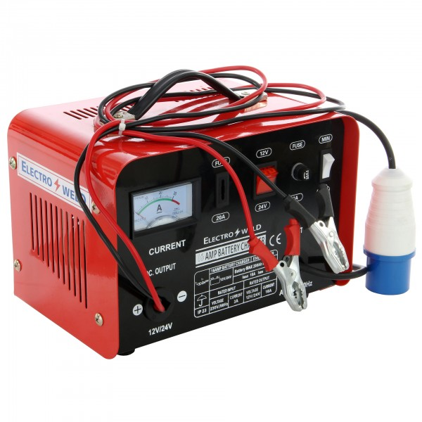Electroweld 16AMP Battery Charger