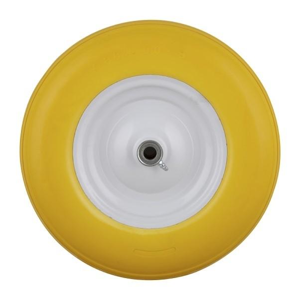 Wheel Pu Foam Filled 400 X 8 - 19mm (wheelbarrow)