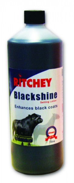 RITCHEY BLACKSHINE