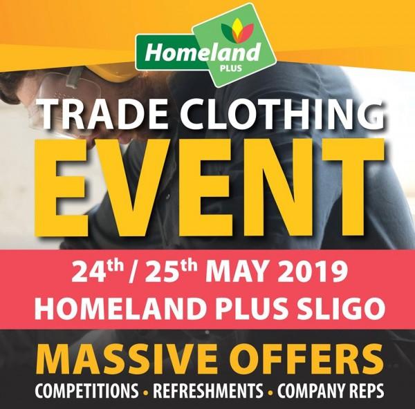 Homeland-Trade-Clothing-Event