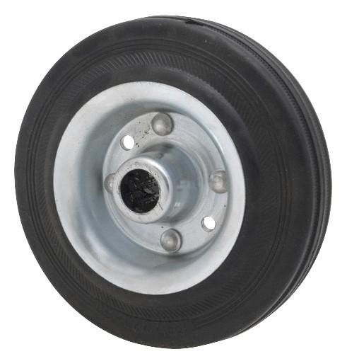 Wheel For 6in Rubber Castor