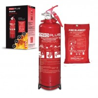 Fire Safety Extinguisher & Fire Blanket