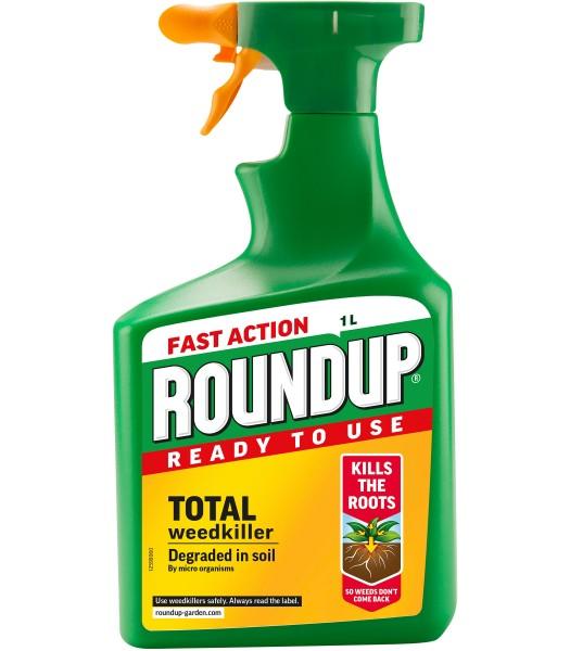 Round Up RTU Gun 1L