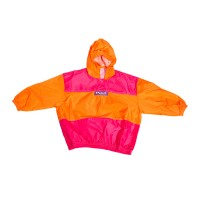 Kids 2 x Piece Waterproof jacket pink