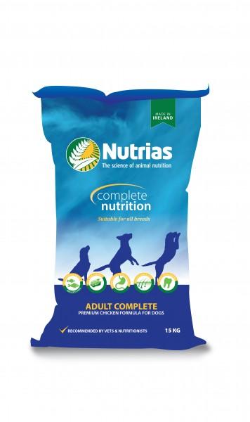 Nutrias Adult Complete 15kg