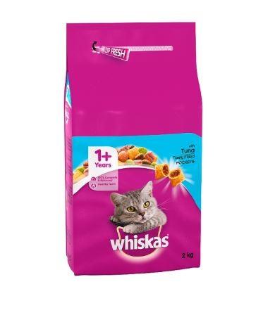 2kg Whiskas Complete Tuna