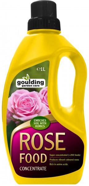 Goulding Liquid Rose Food 1L