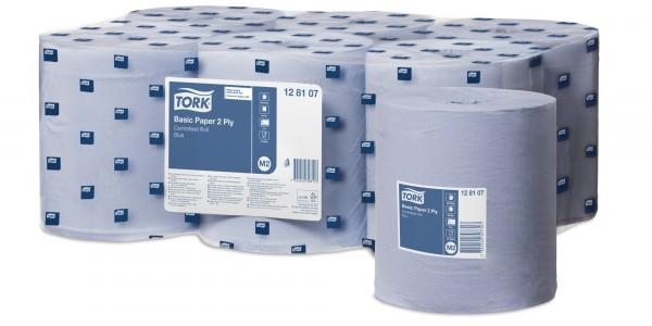 Tork Heavy-Duty Wiping Paper 2Ply