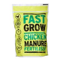 Fastgrow Chicken Manure 10kg