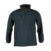 Frisco 631 Softshell Jacket Navy/Black