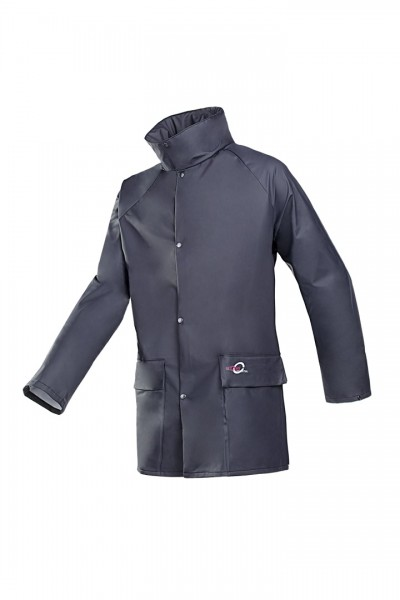 Sioen Essential Rain Jacket Navy
