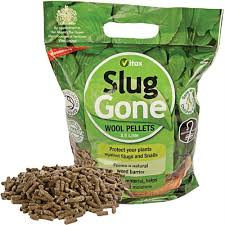 Slug Gone Wool Pellets