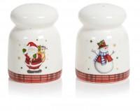 Christmas Salt & Pepper Set