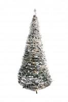 LED Holly Pop-up Tree - 6ft