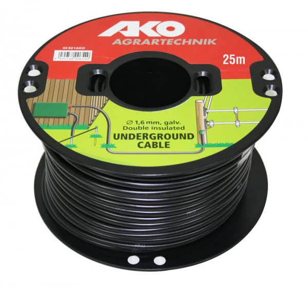 Under Ground Cable 1.6mm 25 metres