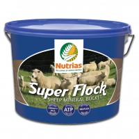 Nutrias Super Flock (18KG Bucket)