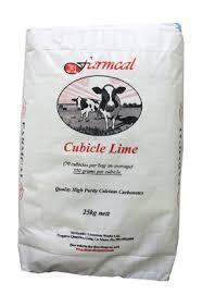 Farmcal Cubicle Lime