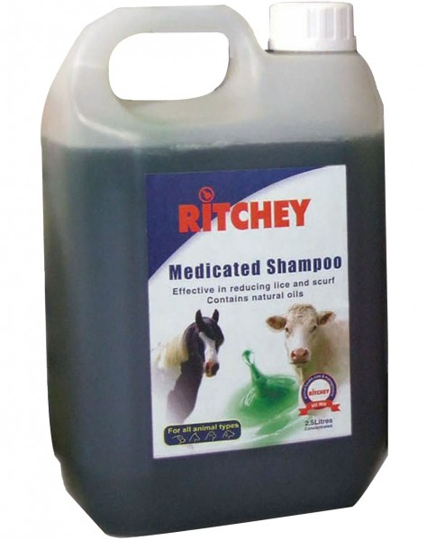 RITCHEY SUPER MEDICATED SHAMPOO