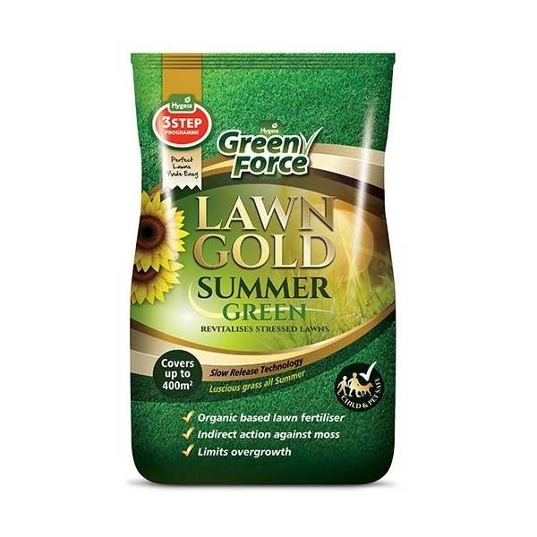 Greenforce Lawn Gold Summer Green
