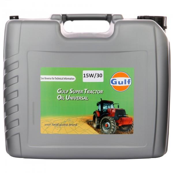 Gulf Premium Tractor Oil 15W30
