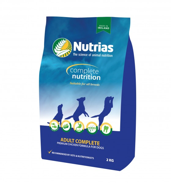 Nutrias Adult Complete