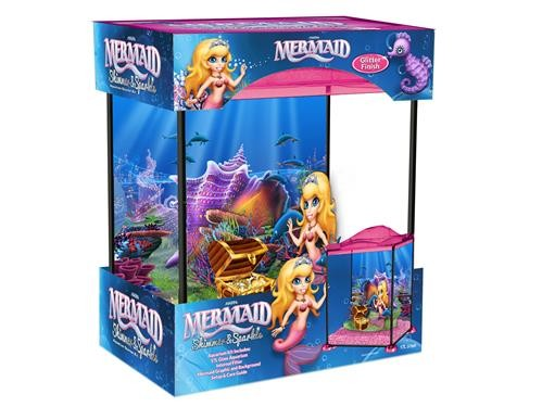 Marina Mermaid Aquarium