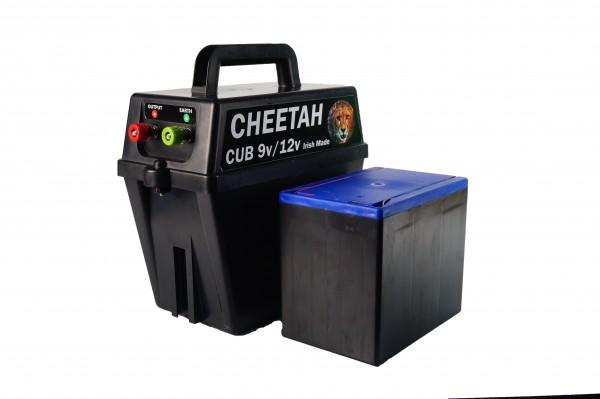Cheetah Cub 9v/12v With 130 Ah Battery