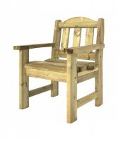 Woodford Carver Chair