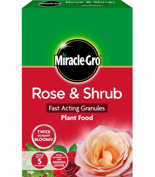 Miracle-Gro Rose & Shrub Plant Food 3 Kg