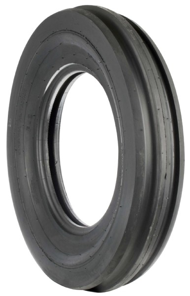 Single Ribbed Tyre