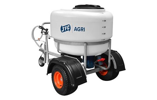 Atv Milk Kart 340l C/w 220 Mixer Only