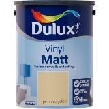 Dulux White Vinyl Matt 5L