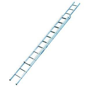 17' Aluminium Ext Ladder