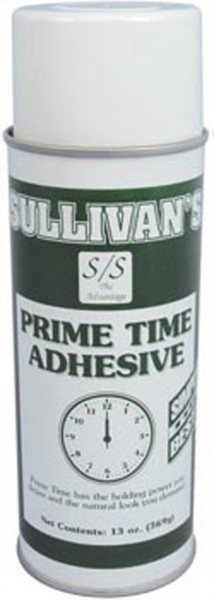 Sullivans Prime Time Adhesive Clear