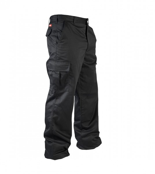 Lee Cooper 205 Cargo Trousers No Knee Pad Pockets